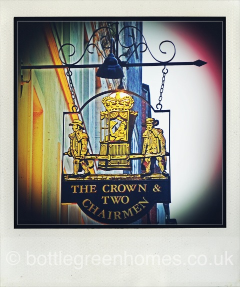 The Crown and Two Chairmen